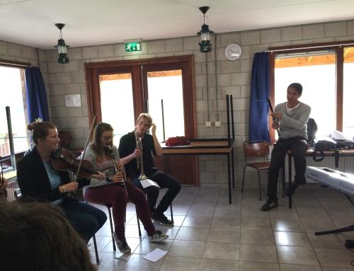 Workshop in Heino