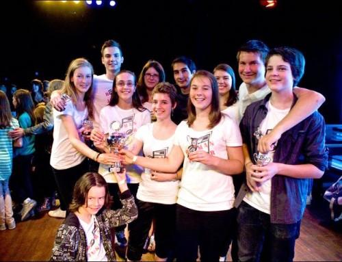 Roman Junior heeft de Amsterdamse Muziekscholenprijs 2011 gewonnen