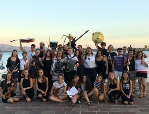 Antre en PHARIS Erasmus+ jongeren uitwisselingsproject