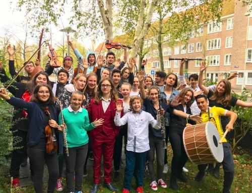 Antre en Senfoni Müzik Erasmus+ jongeren uitwisselingsproject