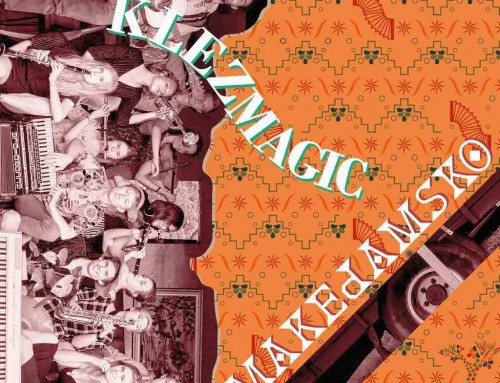 Klezmagic presents New CD 'Makedamsko'